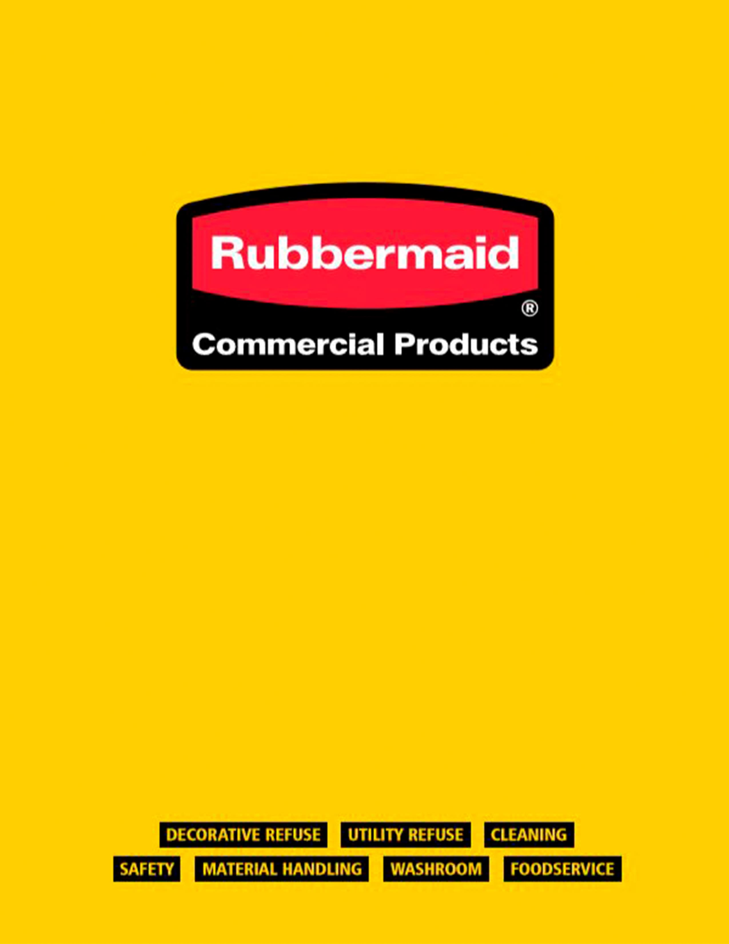Catalogo Rubbermaid
