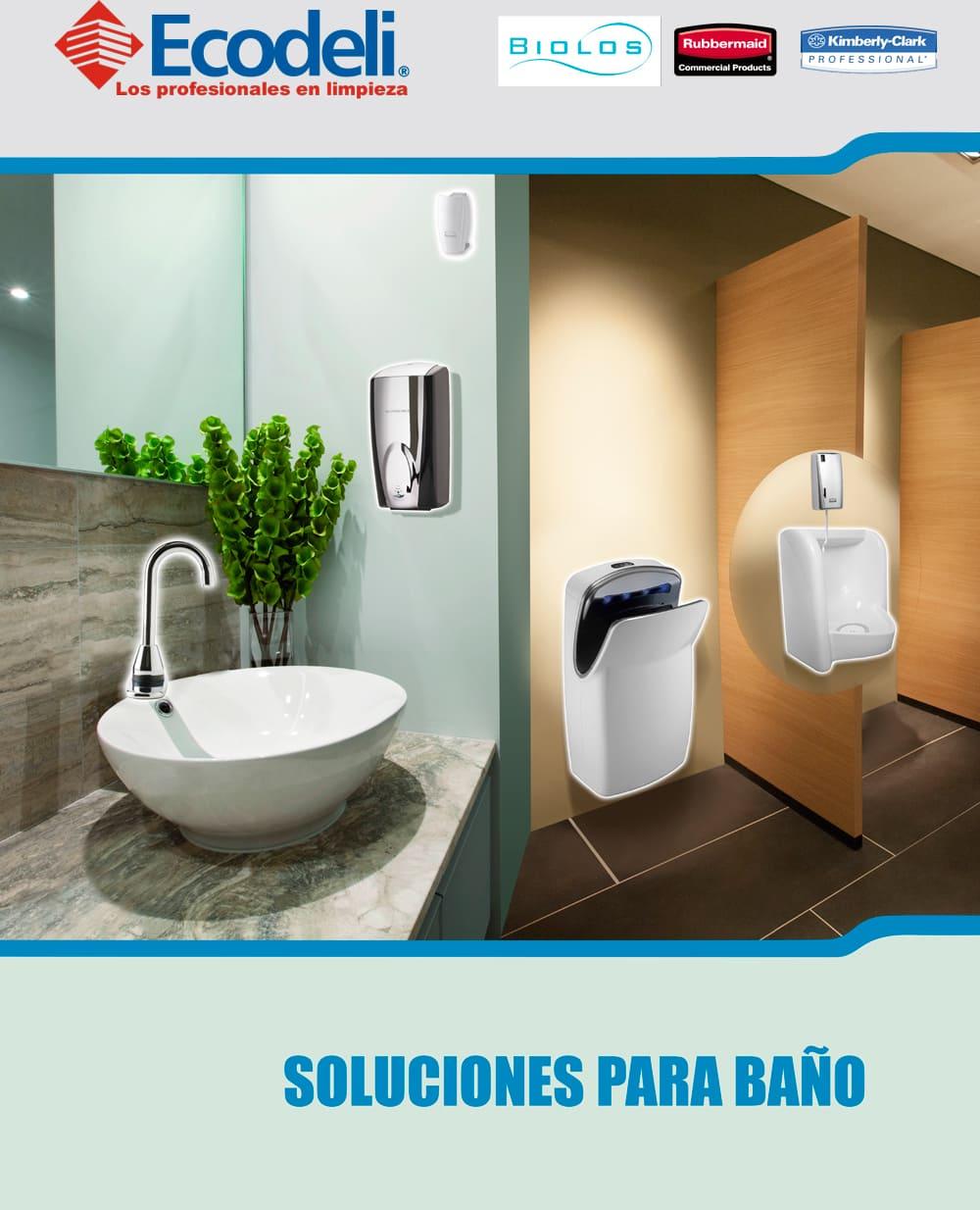 Catalogo de Soluciones de Baño